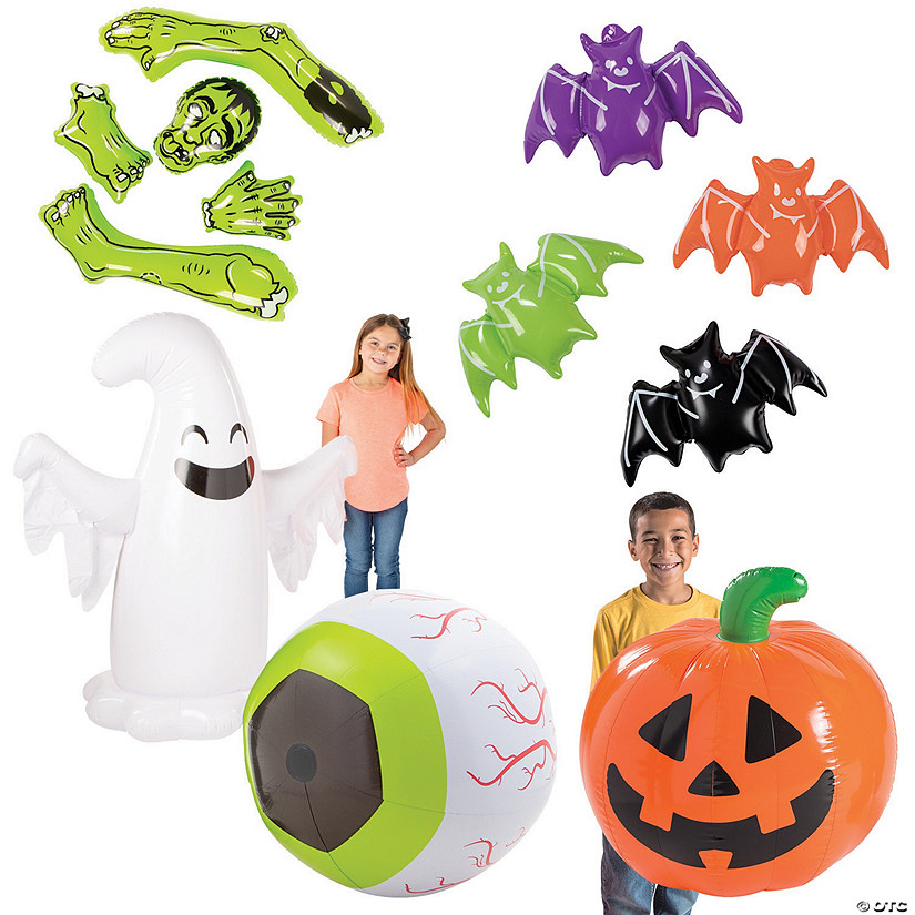 Halloween Inflatable Kit Image Thumbnail