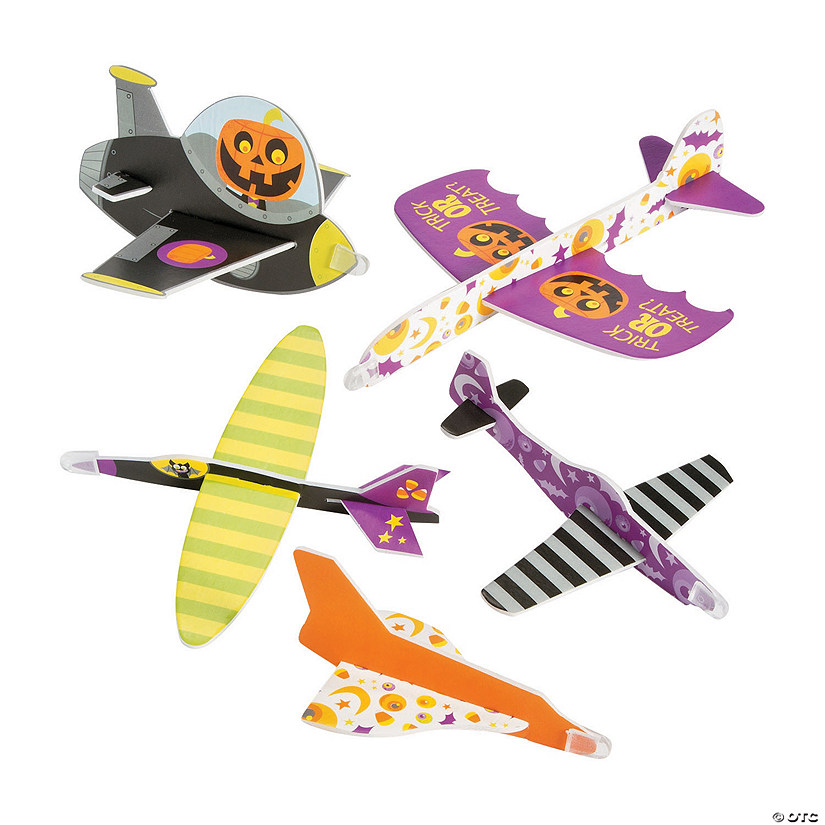 Halloween Monster Glider Assortment Image Thumbnail
