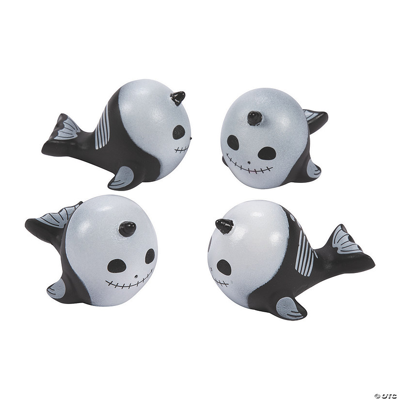 Halloween Narwhal Squirt Toys Audio Thumbnail
