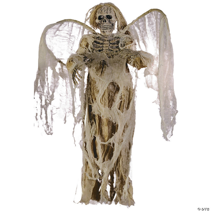 Hanging Angel of Death Halloween Decoration Audio Thumbnail