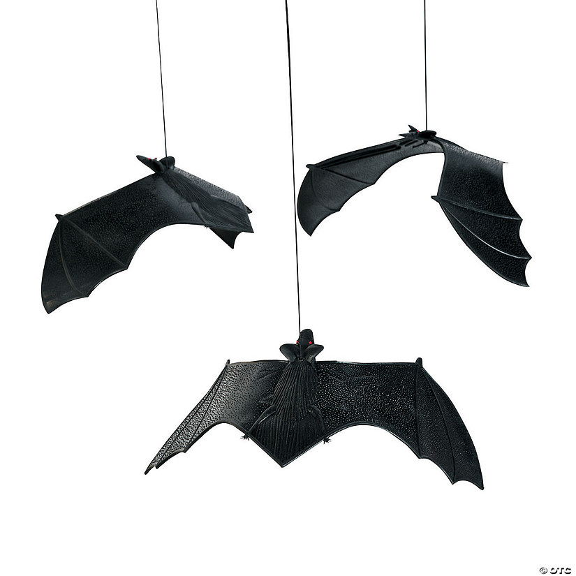 Hanging Bats Halloween Decoration Audio Thumbnail