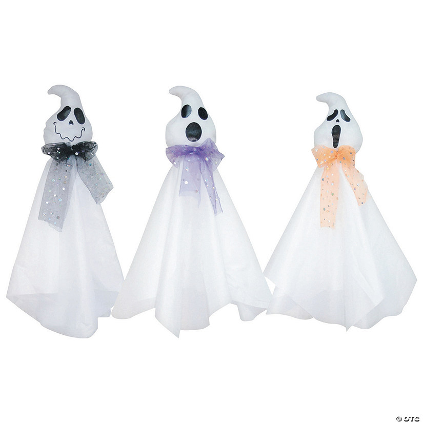 Hanging Friendly Ghost Halloween Decoration Audio Thumbnail