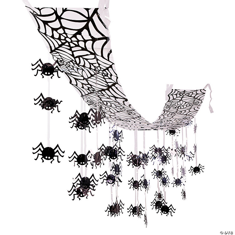 Hanging Spider Ceiling Decoration Halloween Décor Audio Thumbnail