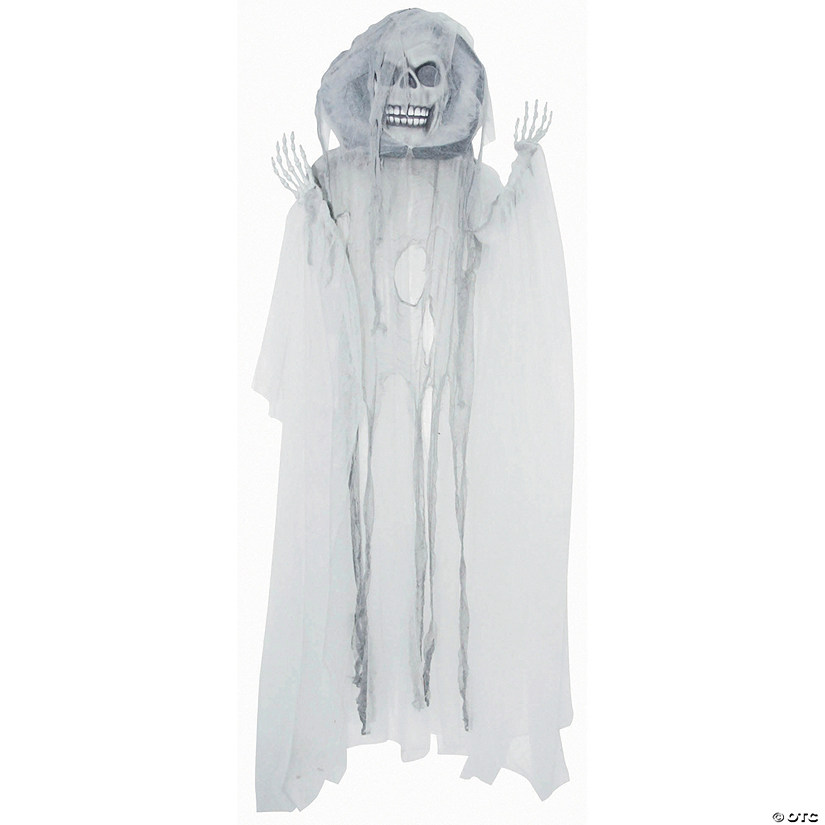 Hanging White Reaper Halloween Décor