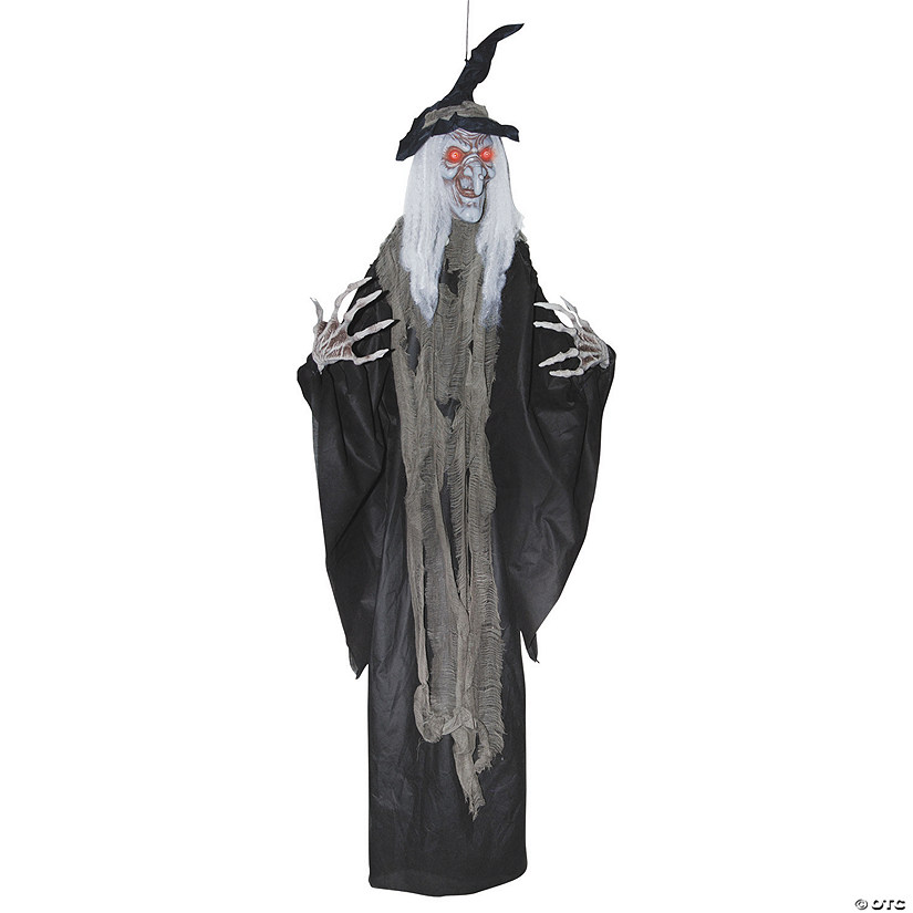 Hanging Witch 6 Ft.