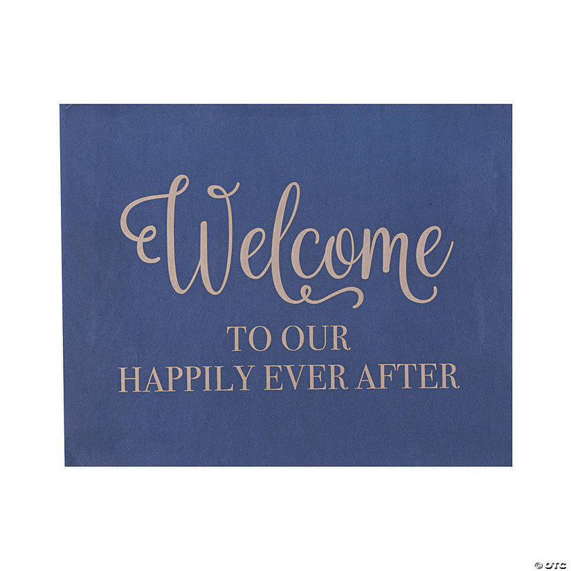 Happily Ever After Placemats Audio Thumbnail