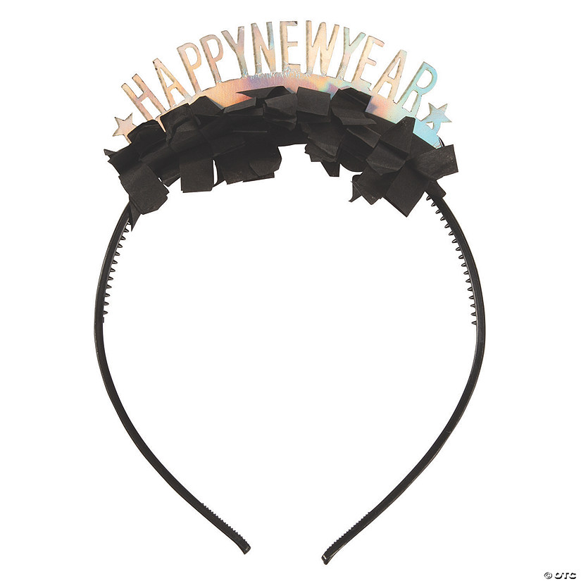 Happy New Year Headbands Audio Thumbnail