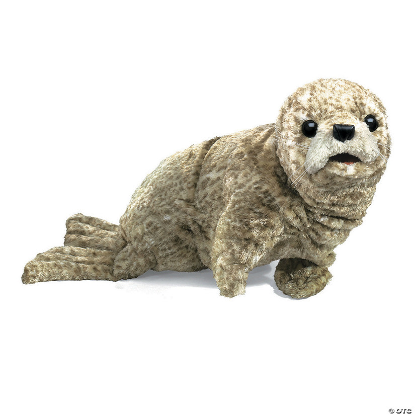 Harbor Seal Puppet Audio Thumbnail
