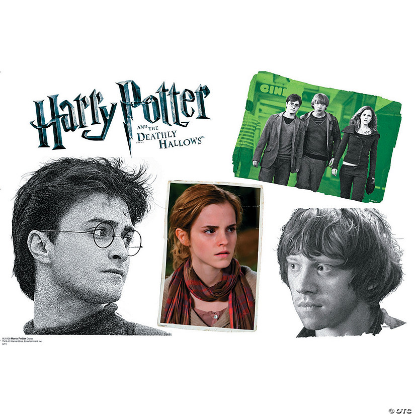 Harry Potter Group Wall Jammer™ Wall Decal
