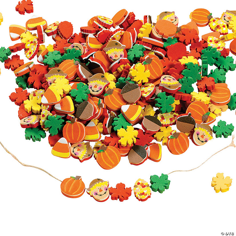 Harvest Bead Assortment Image Thumbnail