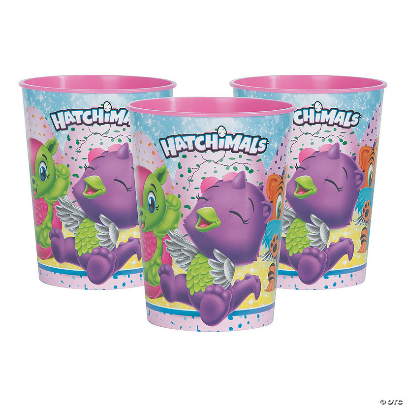 Hatchimals™ Favor Plastic Cups
