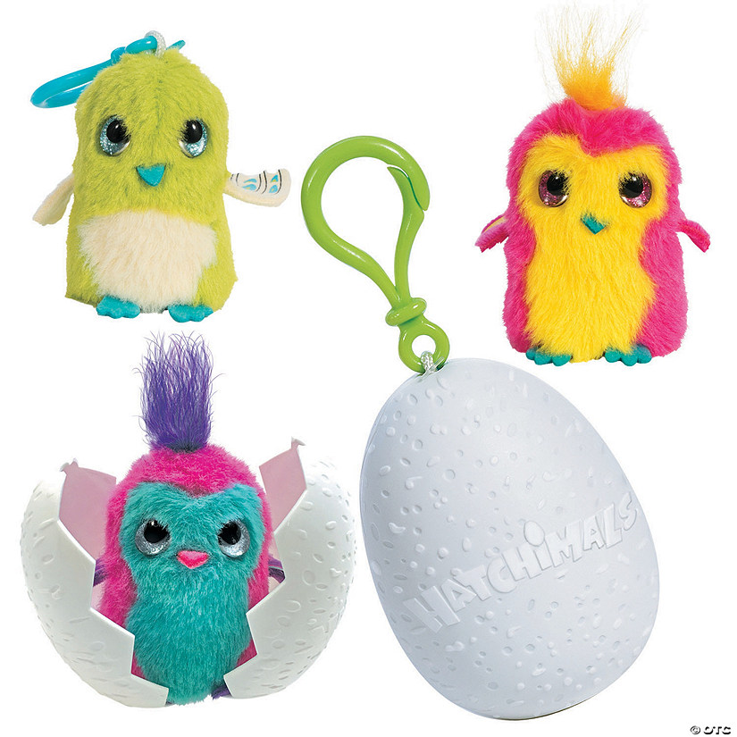Hatchimals™ Stuffed Mystery Minis