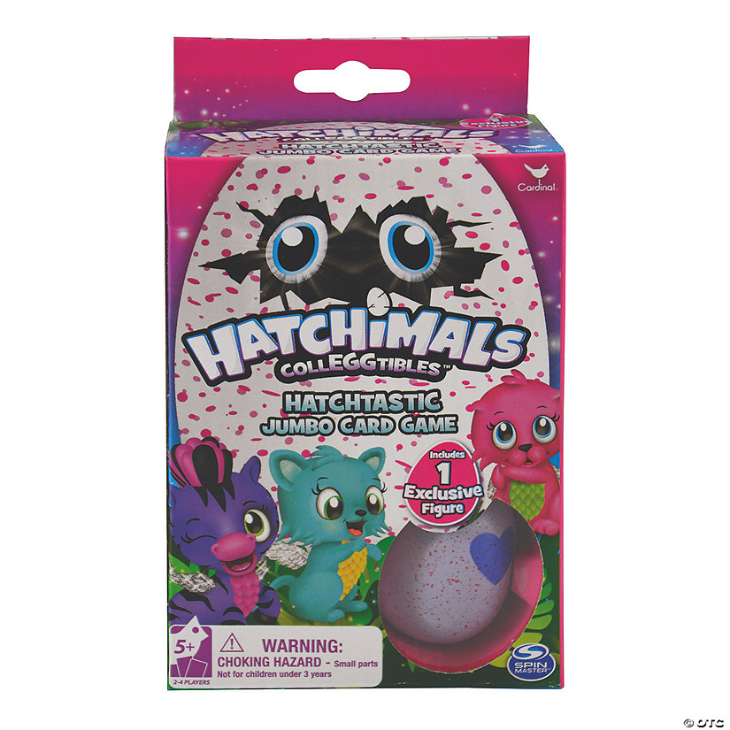 Hatchimals<sup>™</sup> Figure & Card Game