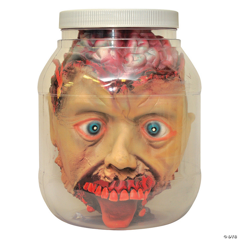 Head in Jar