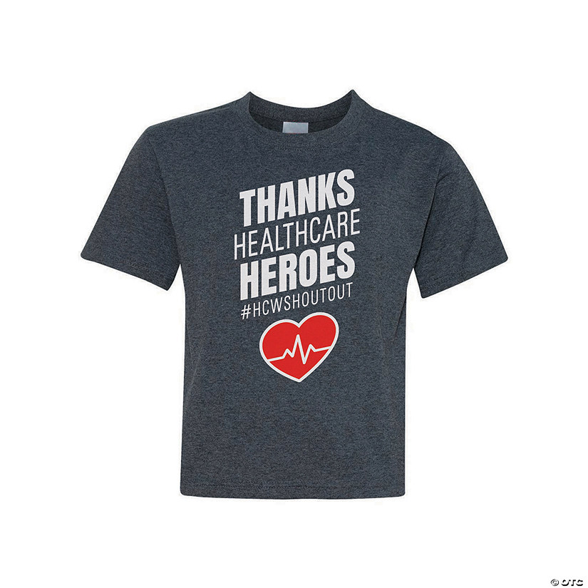 Healthcare Heroes Youth T-Shirt Image Thumbnail