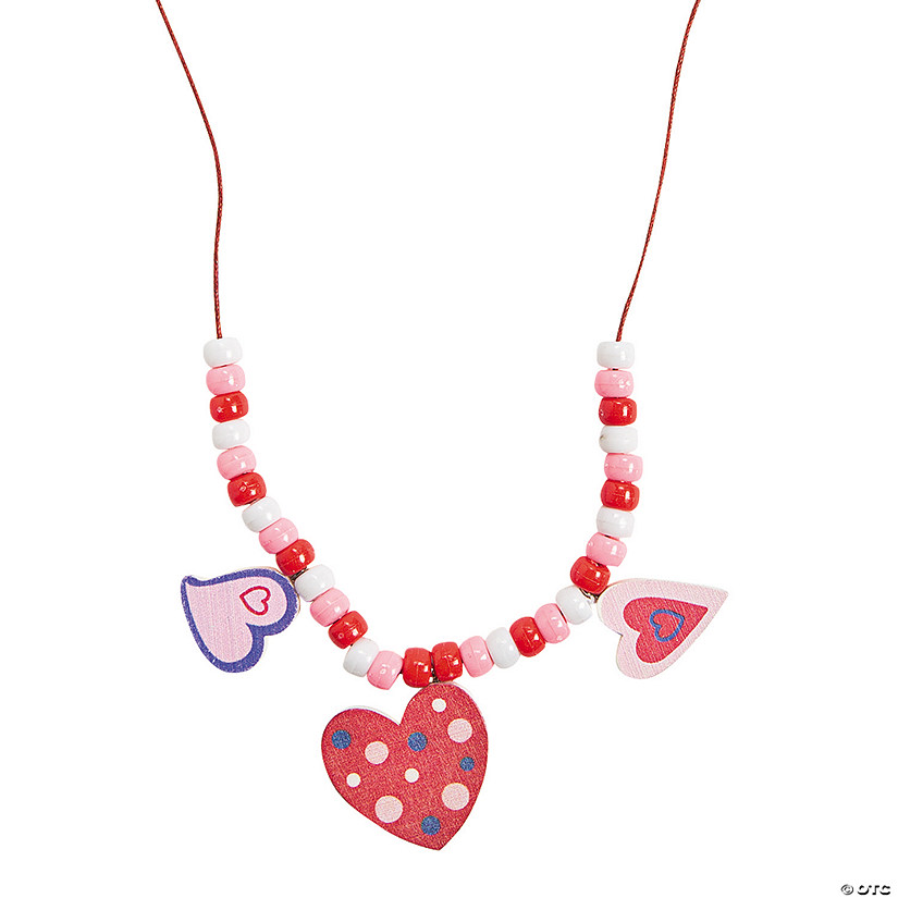 Heart Necklace Craft Kit Audio Thumbnail