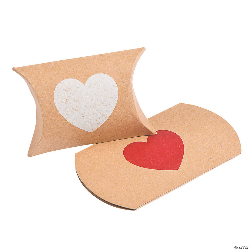 Heart Pillow Boxes Image Thumbnail