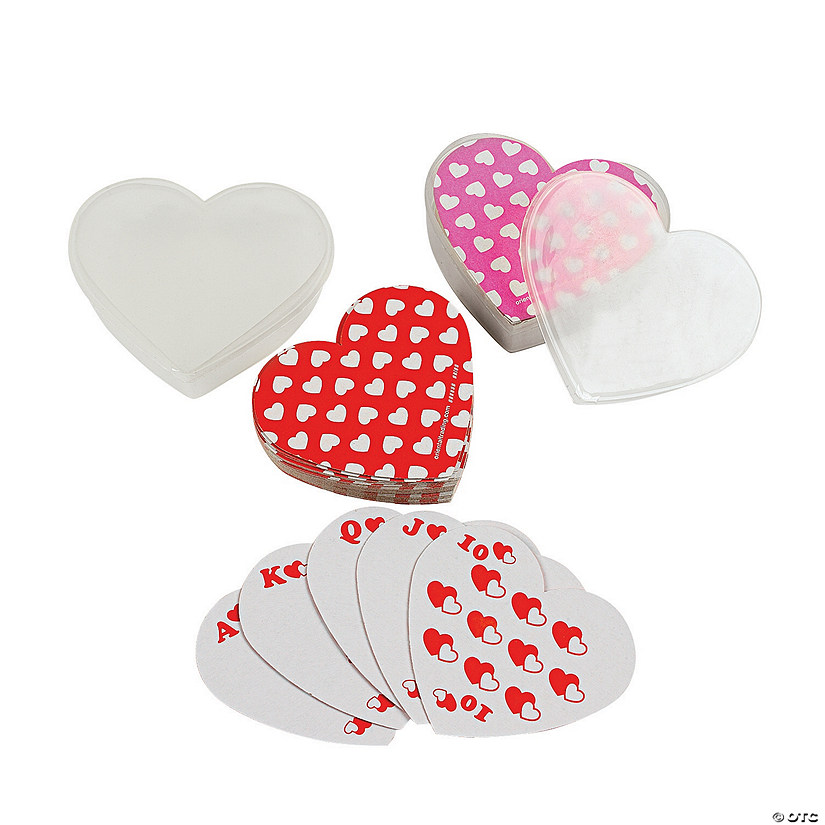Heart Playing Cards Discontinued