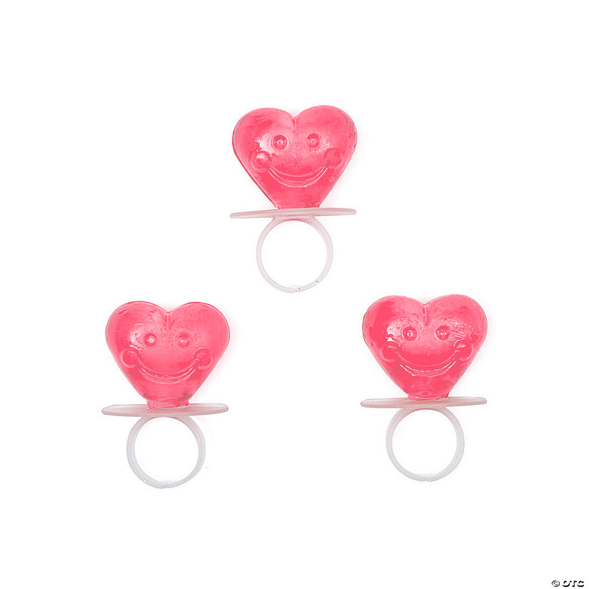 Heart-Shaped Ring Lollipops Audio Thumbnail