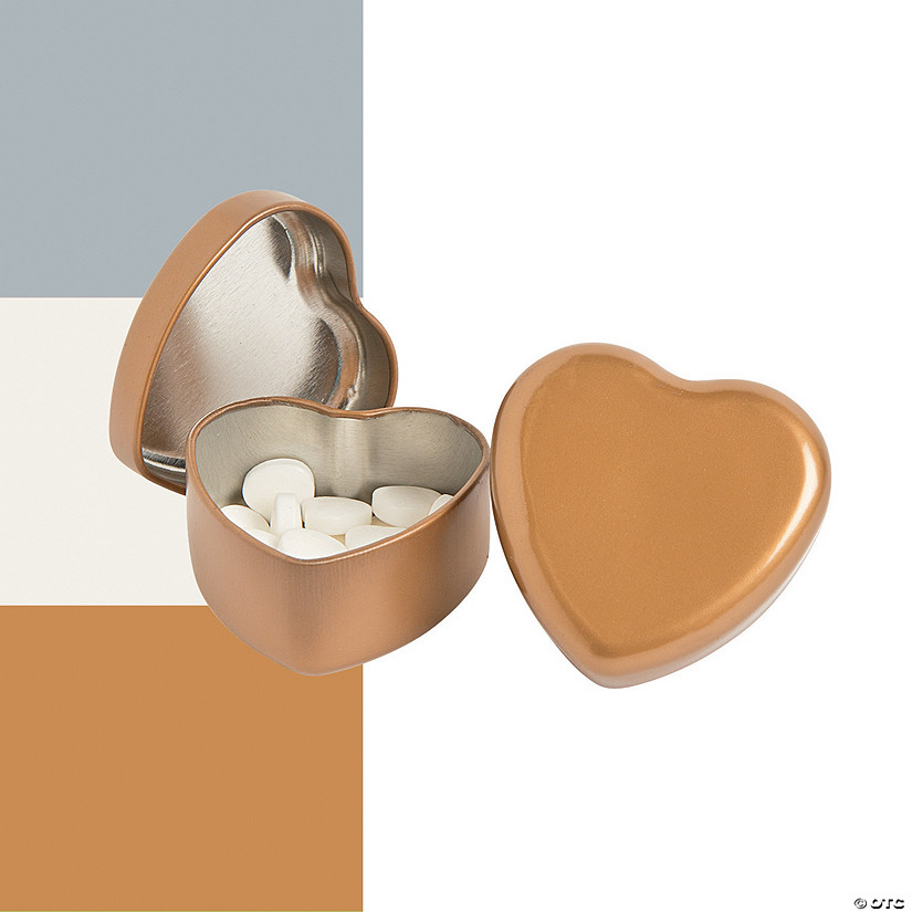 Heart-Shaped Tins with Mints Audio Thumbnail