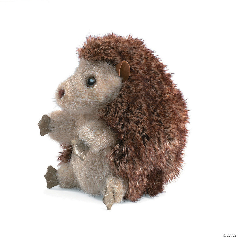 Hedgehog Hand Puppet Audio Thumbnail