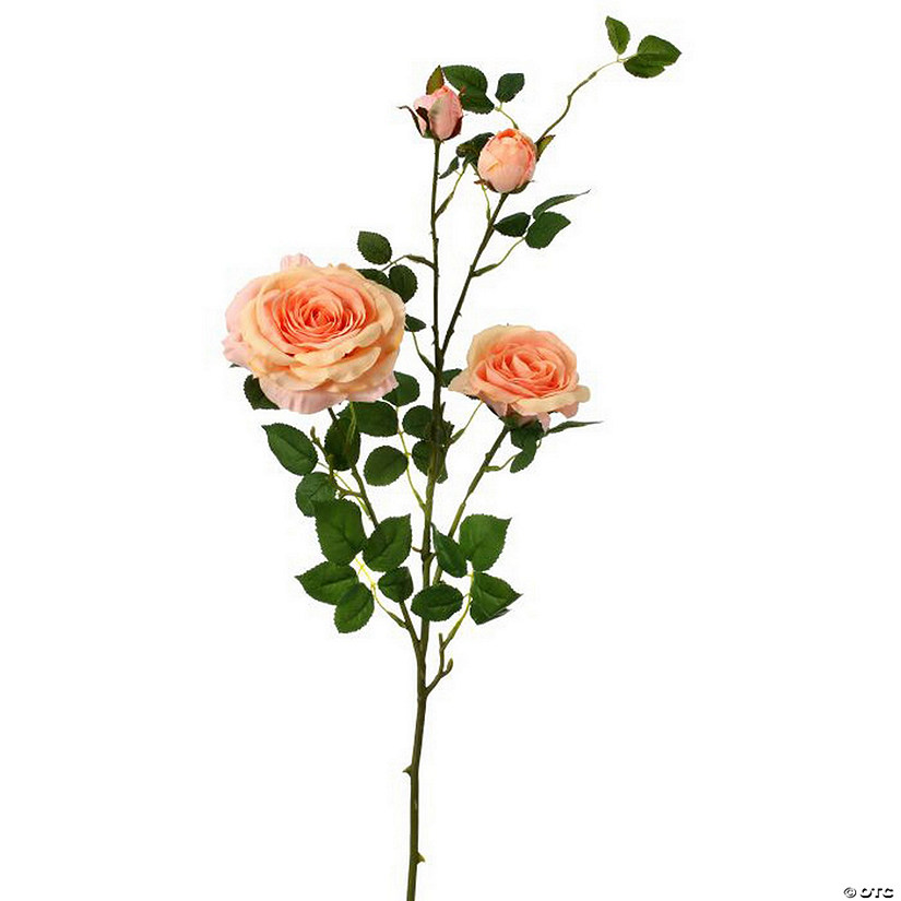 "Hermes Rose Branch X4 36""-Peach"