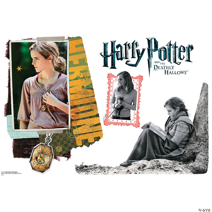 Hermione Granger - Harry Potter 7 Wall Jammer™ Wall Decal