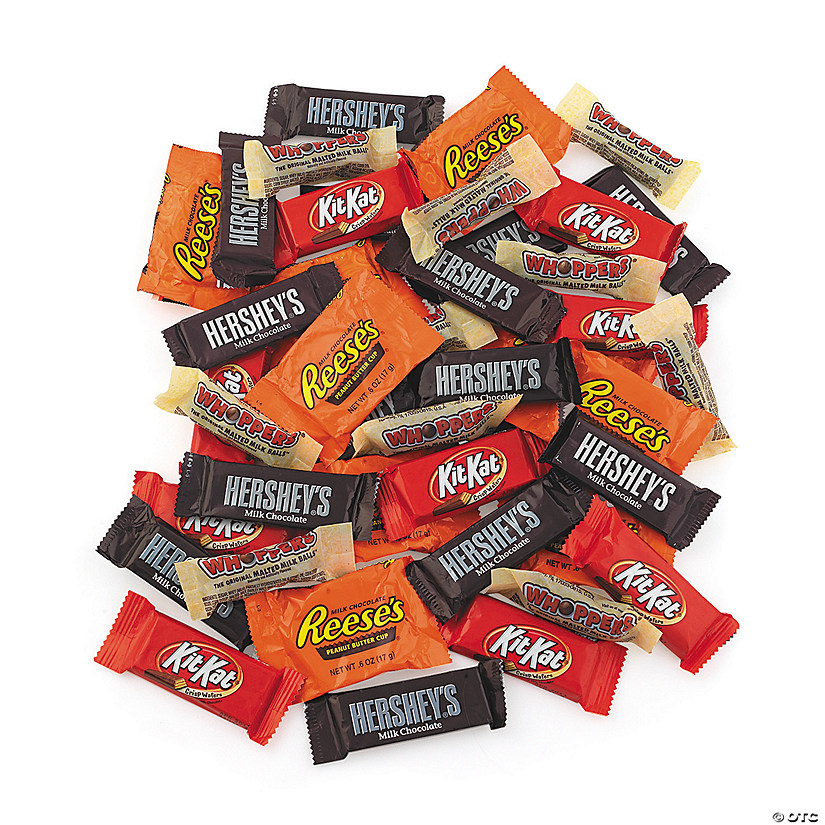 Hershey's® All Time Greats Snack-Size Chocolate Candy Audio Thumbnail