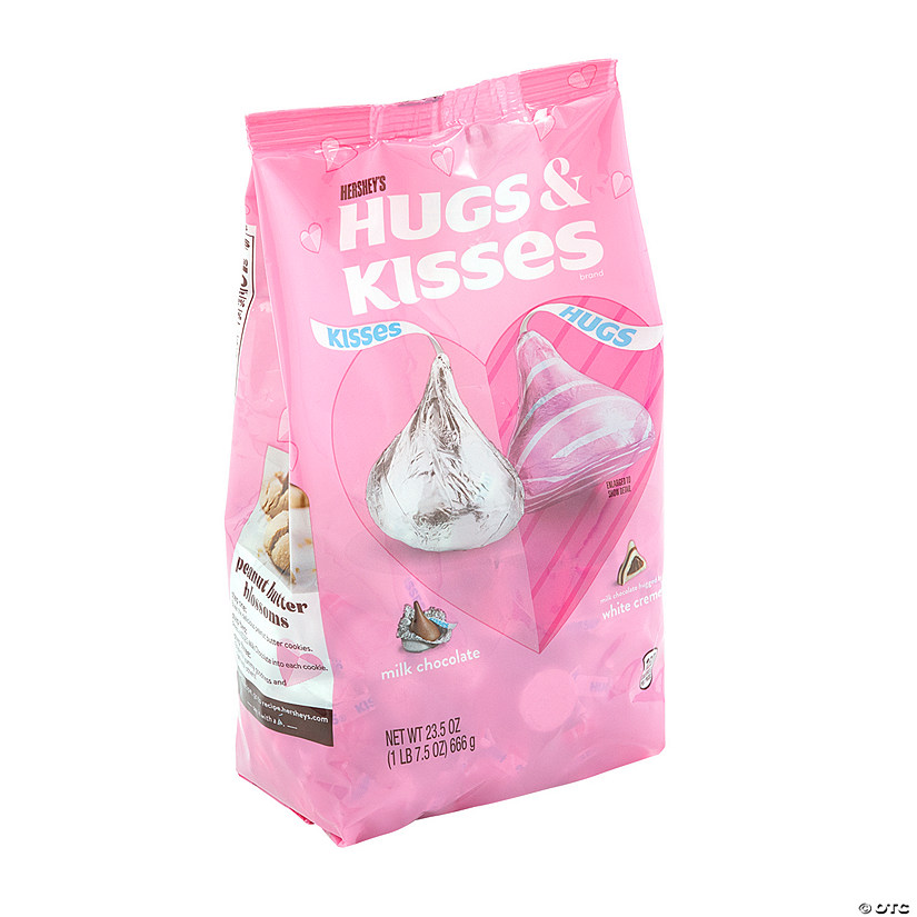 Hershey&#8217;s<sup>&#174;</sup> Hugs<sup>&#8482;</sup> & Kisses<sup>&#174; </sup>Chocolate Candy Image Thumbnail