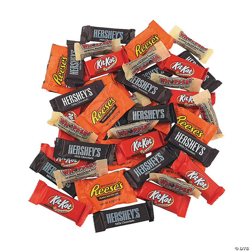 Hershey&#8217;s<sup>&#174;</sup> All Time Greats Snack Size Chocolate Candy Mix Audio Thumbnail