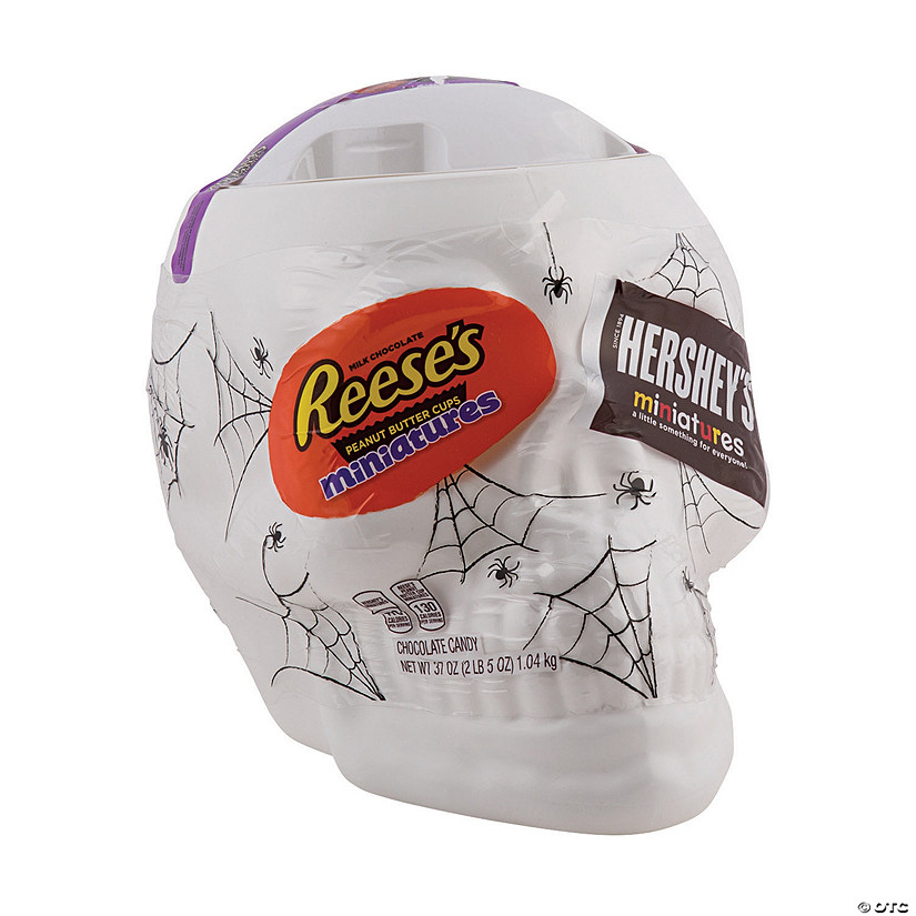 Hershey&#8217;s<sup>&#174;</sup> Skull Bowl Chocolate Candy Assortment Audio Thumbnail
