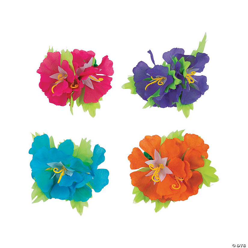 Hibiscus Hair Clips Audio Thumbnail