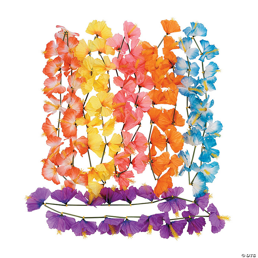 Hibiscus Leis