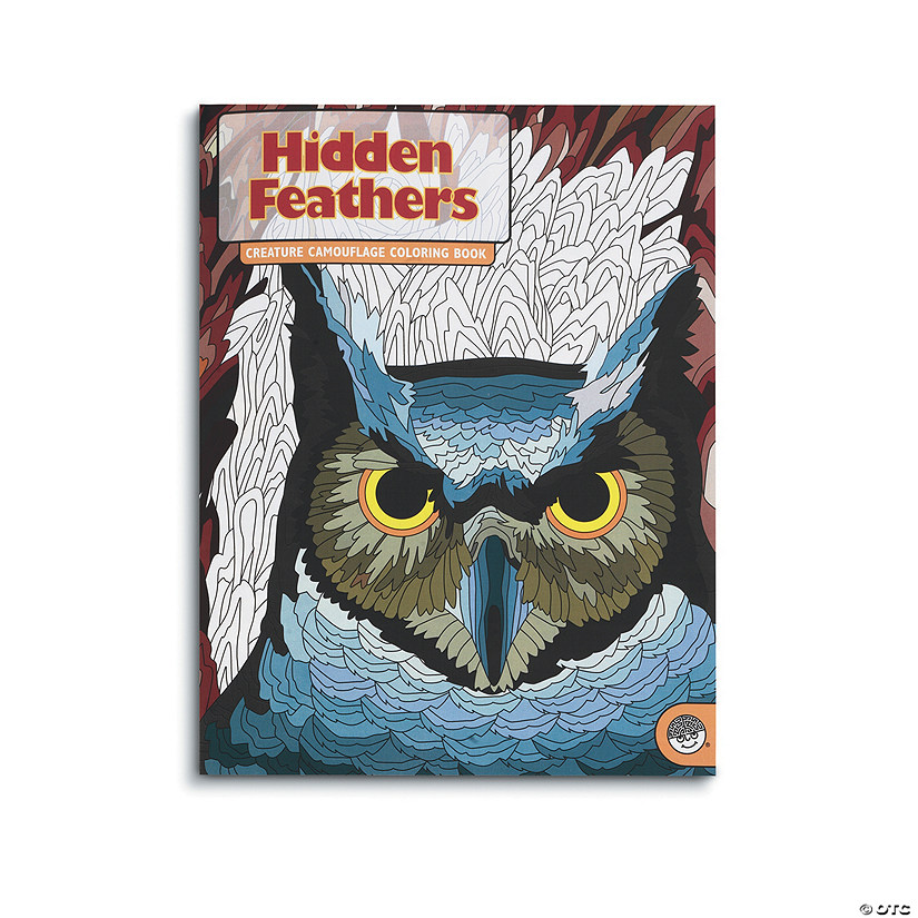 Hidden Feathers Coloring Book Audio Thumbnail