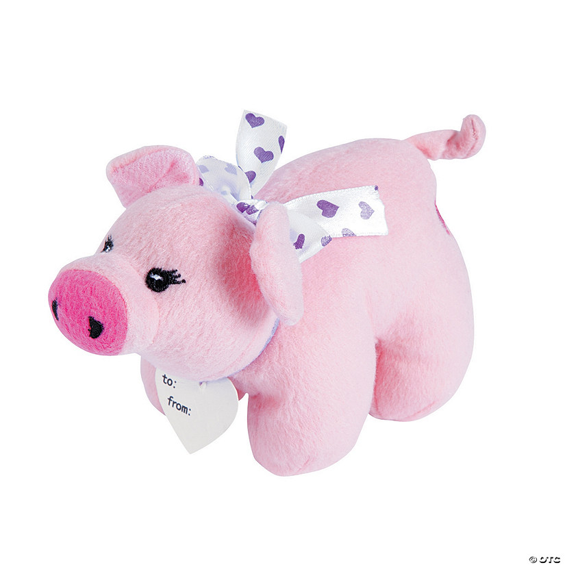 Hogs-N-Kisses Stuffed Baby Pigs Image Thumbnail