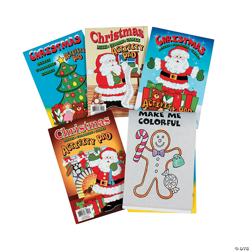 Holiday Activity Pads Image Thumbnail