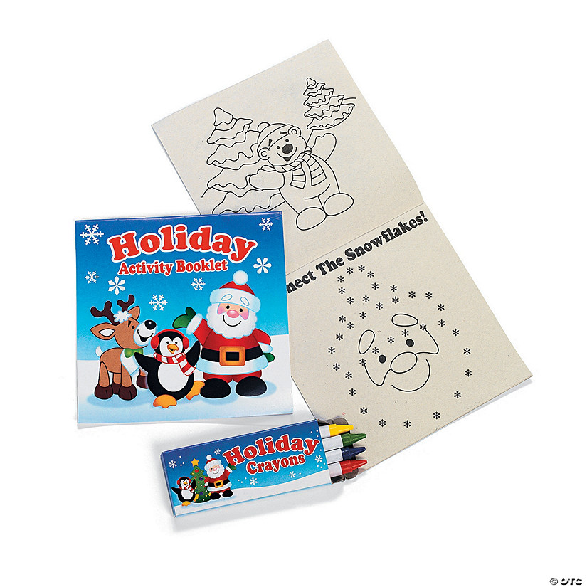 Holiday Activity Sets Audio Thumbnail