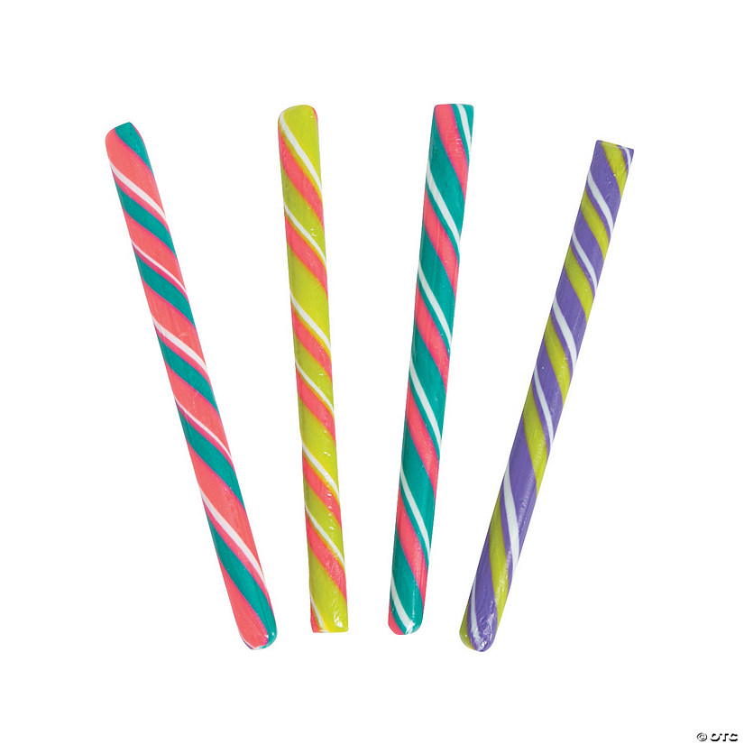 Holiday Brights Hard Candy Sticks Image Thumbnail