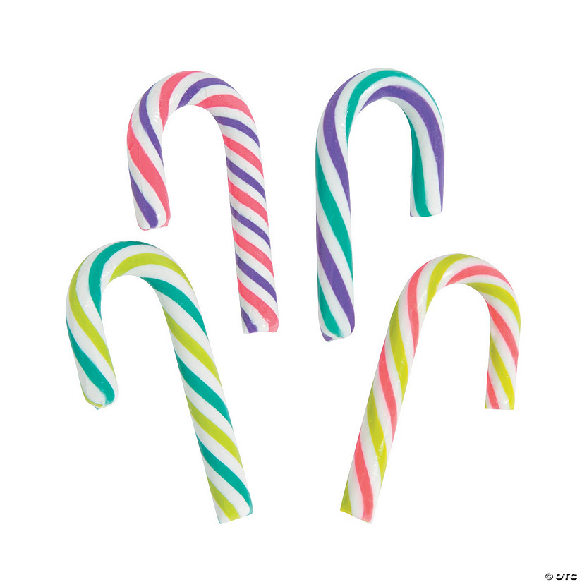 Holiday Brights Mini Candy Canes Audio Thumbnail