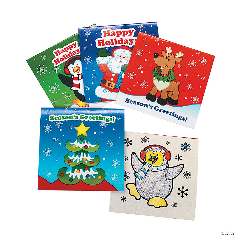 Holiday Fun & Games Activity Books Audio Thumbnail