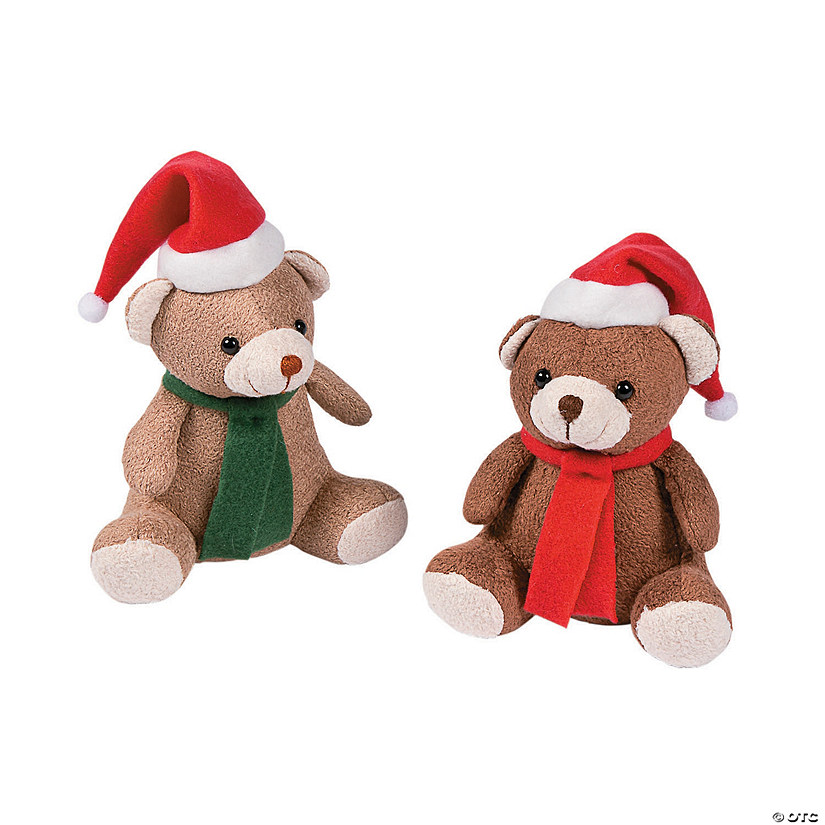 Holiday Stuffed Bears Audio Thumbnail