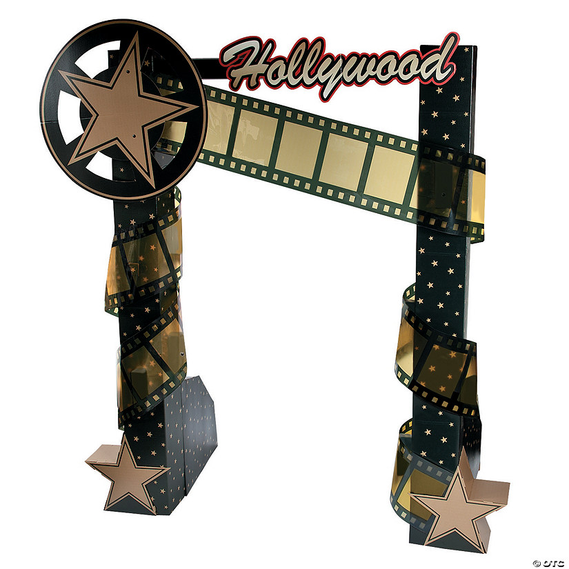 Hollywood Nights Archway Cardboard Stand-Up Audio Thumbnail