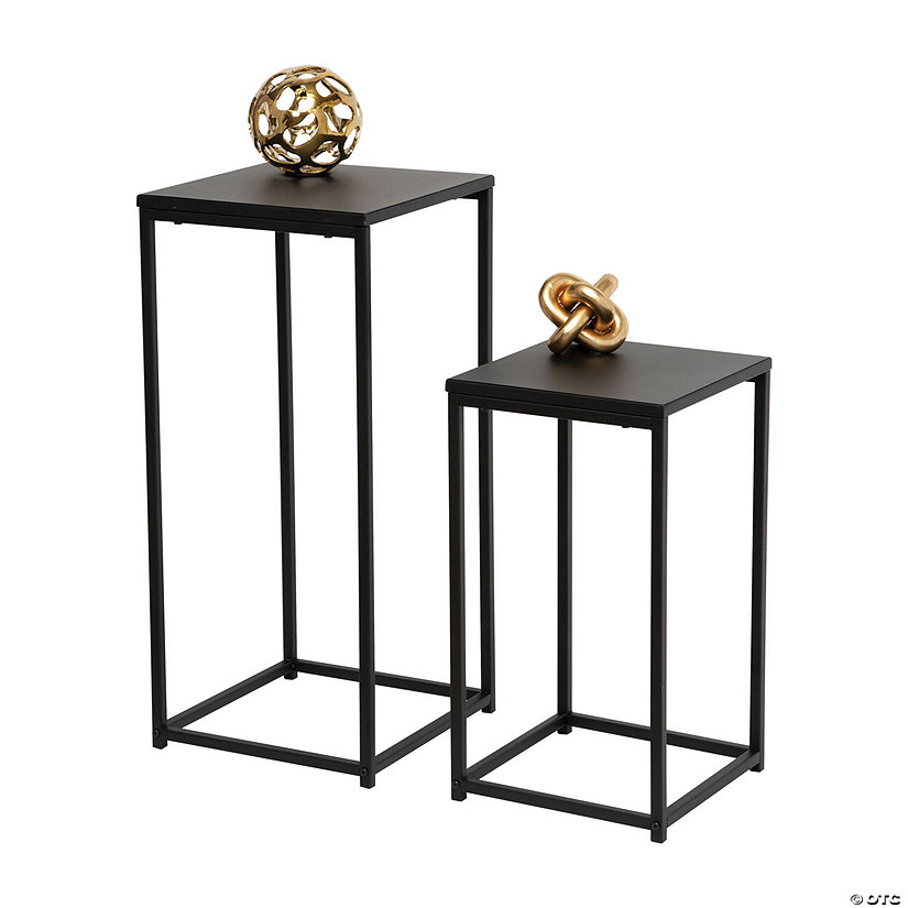 Honey Can Do Side Tables 2 Piece Set Image Thumbnail
