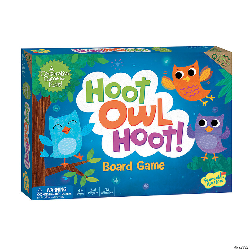 Hoot Owl Hoot Cooperative Game Audio Thumbnail