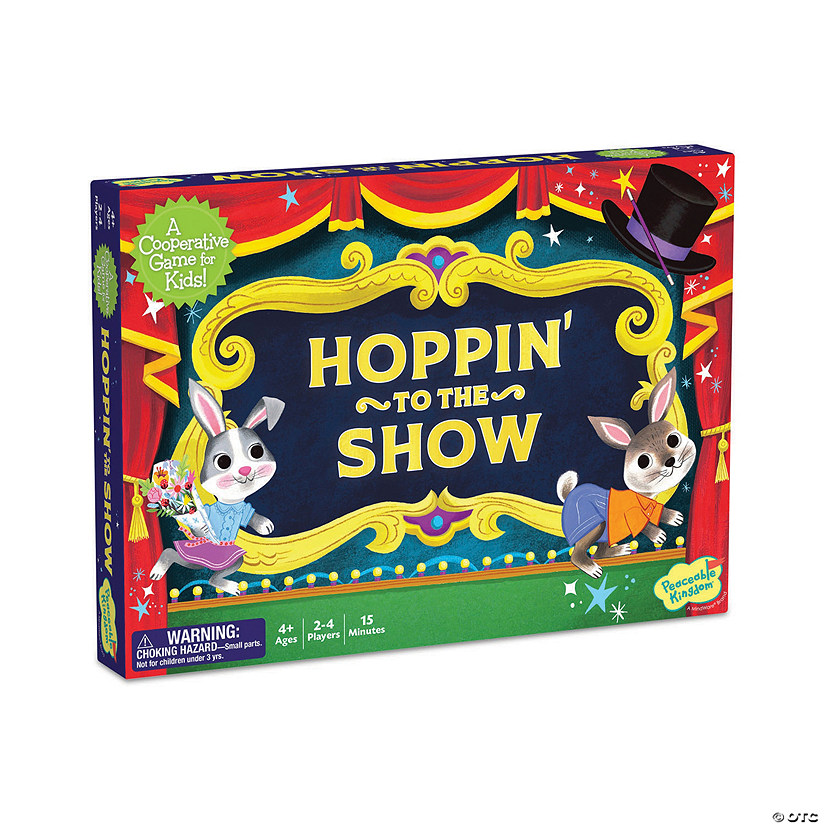 Hoppin' to the Show Cooperative Game Image Thumbnail