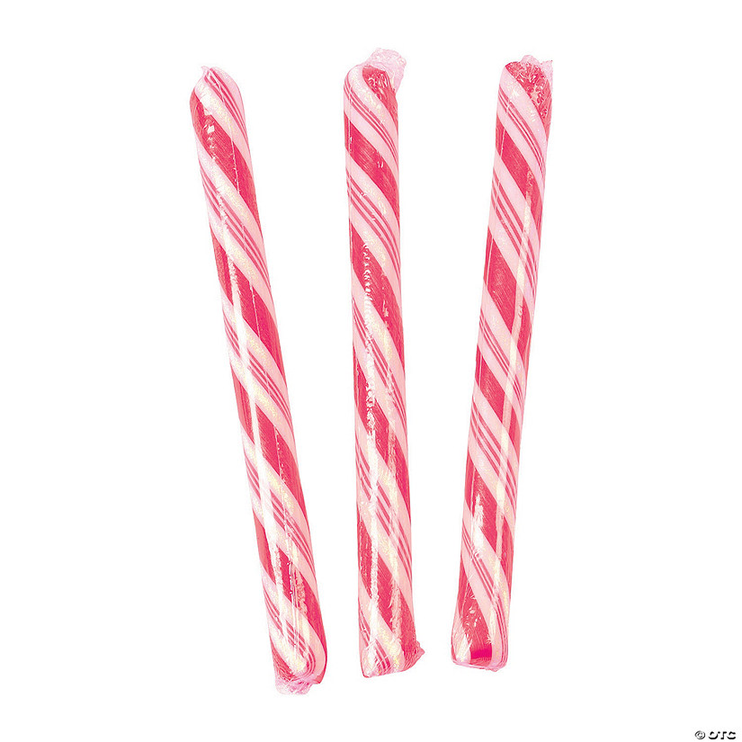 Hot Pink Hard Candy Sticks Image Thumbnail