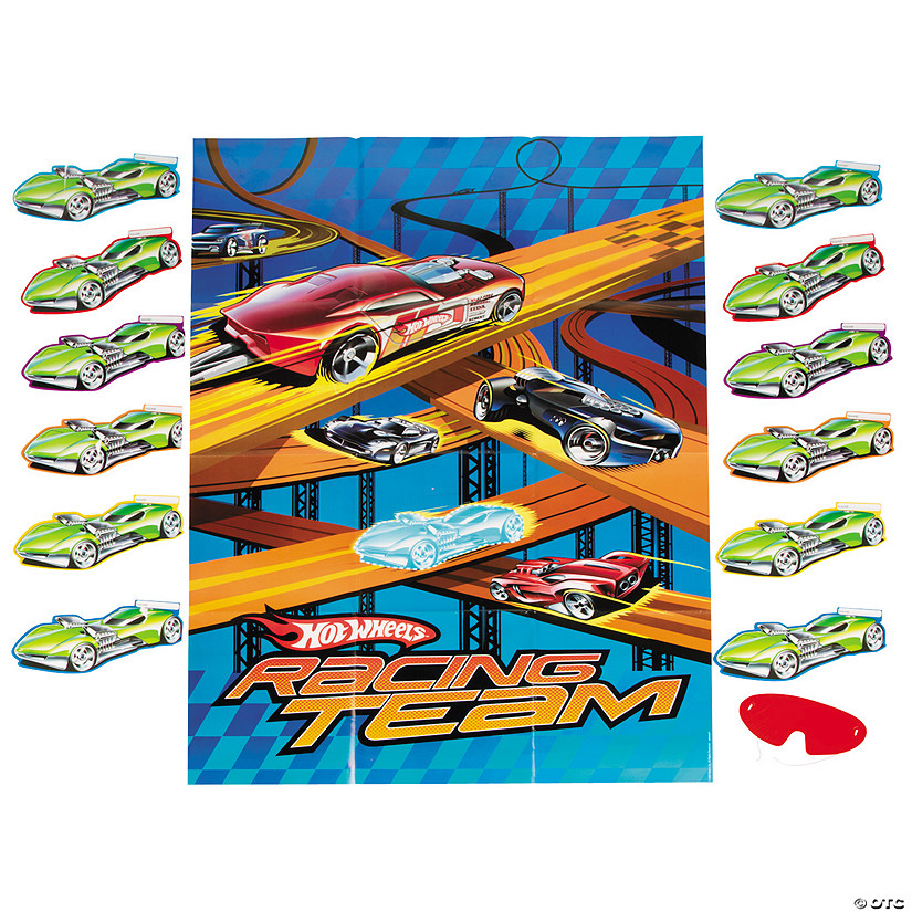 Hot Wheels™ Speed City Party Game