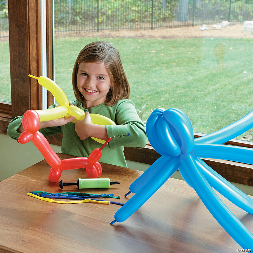 How to Make Balloon Animals Kit with Replacement Balloons