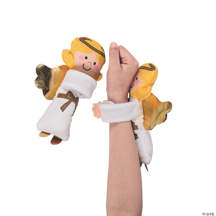 Hugging Plush Angel Bracelets Audio Thumbnail