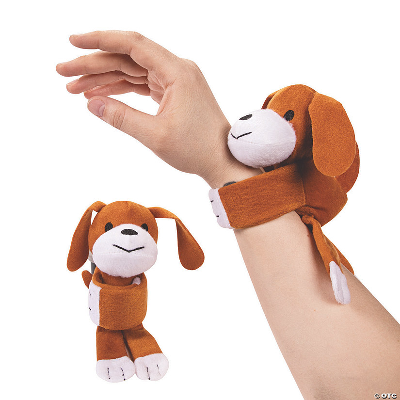 Hugging Stuffed Dog Bracelets Audio Thumbnail